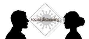 The Unequal Cost of Social Distancing